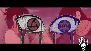[NARUTO AMV] Bones- Tempo // SASUKE VS ITACHI