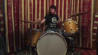 Led Zeppelin - Moby Dick Intro+Outro (Live) - Drum Cover w/o Music