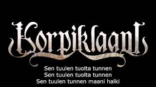 Korpiklaani - Viima (Lyrics)