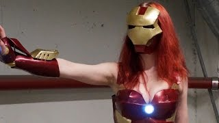 Iron Woman costume EPIC COSPLAY by Grovestream