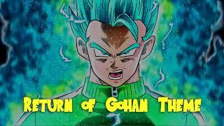 Return of Gohan Theme [Unofficial]