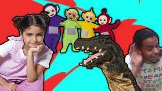 التمساح الحلقة ٣٨: السكايبية الوناسية | Temsa7LY 2
