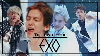 EXO Special★Since Debut to TEMPO★(2h 6m Stage Compilation)