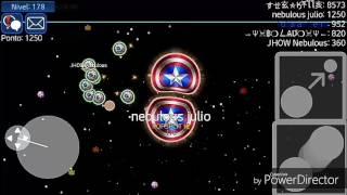 Explosão do Nebulous king julio mate OFC