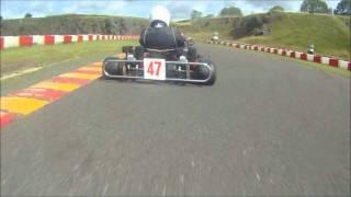Chris Mealin - Rowrah Kart Club - KartMania Honda Sprint Challenge ( 2011 )