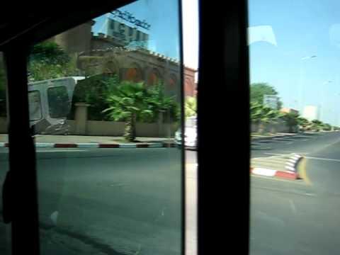 Driving in Marrakech 6
