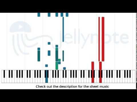Little Black Submarines - The Black Keys [Piano Sheet Music] Chords ...