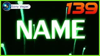 TOP 10 Intro Template #139 Sony Vegas Pro + Free Download