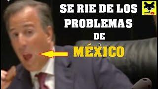 """José Antonio Meade """"se ríe"""" de los problemas de México"""