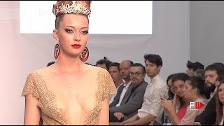 JUAN CARLOS ARMAS - Frida Highlights Spring Summer 2018 Madrid Bridal Week - Fashion Channel