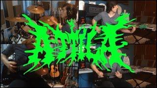 Bulletproof - Attila (Instrumental Cover) (Guitar Cover) (Bass Cover) (Drum Cover)