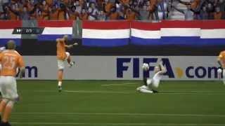 [FIFA 15] Un gardien très réactif