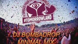 minimal mix by dj bombadrop