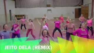 O jeito dela (Remix) - Zumba Fitness