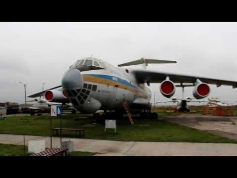 Ilyushin Il-76 and Il-86 – Ukraine State Aviation Museum