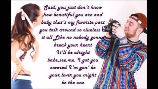 My favorite part - Mac Miller ft Ariana Grande LYRICS-LETRA