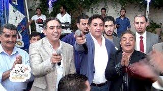 دحية اللوزيين 2019 حسام و وسام اللوزي #دحيه وهجيني | حفلة احمد فواز الفقير