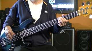 UB40 - The Way You Do The Things You Do - bass cover