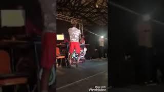 Scro que cuia no Lubango Show 2018