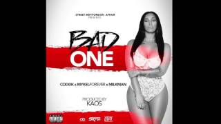 BAD ONE Cod@k x MykelForever x Milkman Produced by Kaos (official single)