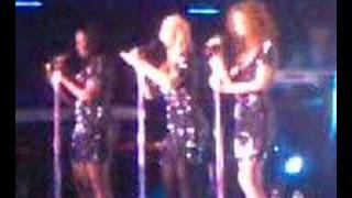 sugababes too lost in you clip leicester DeMontfort Hall