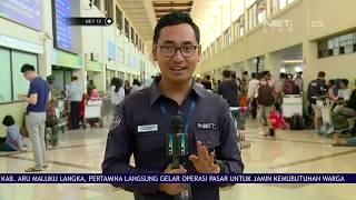 Live Report Bandara Juanda - NET12