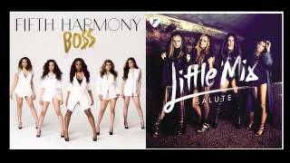 fifth harmony vs little mix mashup