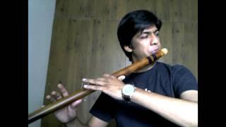 Chirag Agarwal - Kal Ho Na Ho Flute Cover ft Aditya Naik
