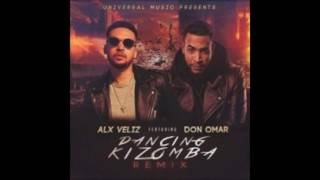 Don Omar ft Alx Veliz - Dancing Kizomba (Remix)  Oficial 2016
