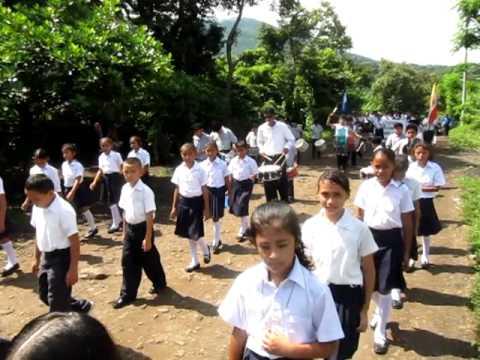 Nicaragua Independence Day Parade