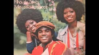 Trio Ternura - Filhos de Zambi (1974)