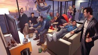 GTA Online - Drag Races entre potes #1 width=