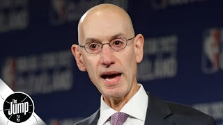 Adam Silver is concerned about how new NBA arenas are being designed - Kevin Arnovitz | The Jump
