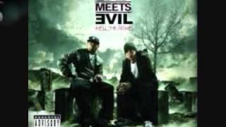 Living Proof - Bad Meets Evil (Lyrics)