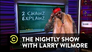 The Nightly Show - 2 Chainz Explainz - Why Do Candidates Suspend Their Campaigns?