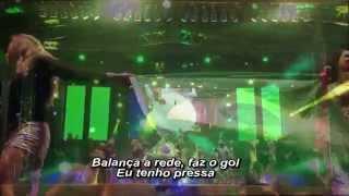 BRASIL SOU MAIS VOCÊ AO VIVO NO FORRÓ CAJU 2014