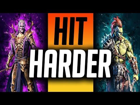 🥊5 WAYS to do MORE DAMAGE!🥊 | Raid: Shadow Legends