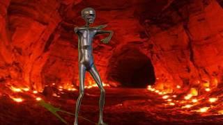 Alien Dancing To Lil Uzi In Hell