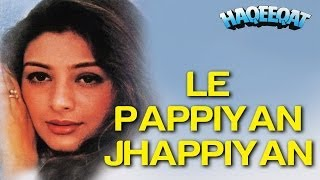 Le Pappiyan Jhappiyan - Haqeeqat   Ajay Devgn & Tabu   Alka Yagnik & Kumar Sanu