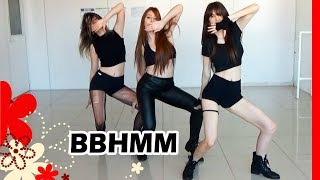 Bitch better have my money dance cover BLACKPINK bbhmm Rihanna | BLACK SHINE
