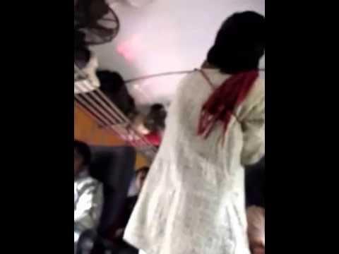 Bangladesh – Busker on the train, song II
