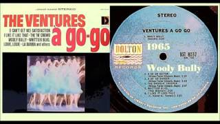 The Ventures - Wooly Bully 1965
