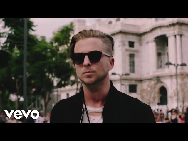 Video oficial del tema Kids de OneRepublic