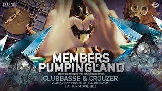 CLUBBASSE & CROUZER @ Members Of Pumpingland - Omen Płośnica #1