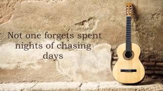 WoodLore - Chant Of Immortality (Acoustic cover) Lyric Video