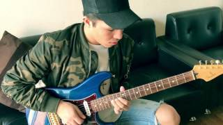 John Mayer - Changing (Cover Guitar Solo)