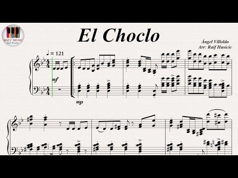 Comment jouer El Choclo (tango) au piano