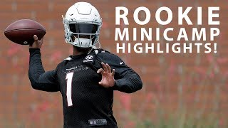 Rookie Minicamp Highlights!