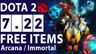 How to get free dota 2 items videos / InfiniTube
