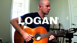 Logan (2017): Main Titles Theme (Marco Beltrami) for guitar + TAB